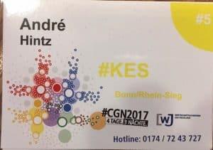 #Buko #cgn2017 #WJBonn Netzwerken, Fortbilden und Party
