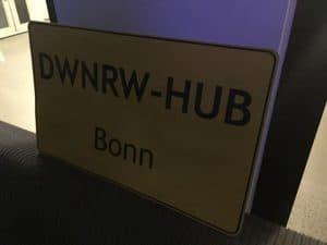#DigitalHubBonn Eröffnungsfeier heute in Bonn