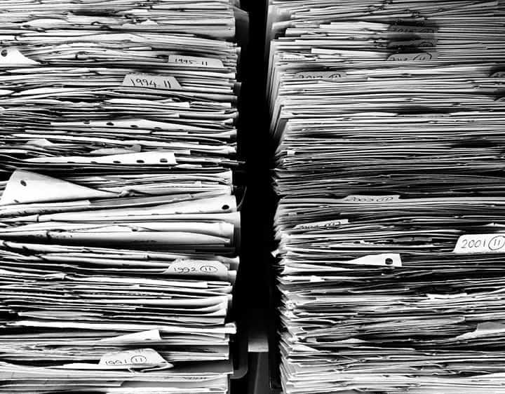 Neulich beim Steuerberater: Über das Speichern und