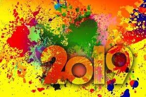 Happy New Year Ich wünsche allen einen
